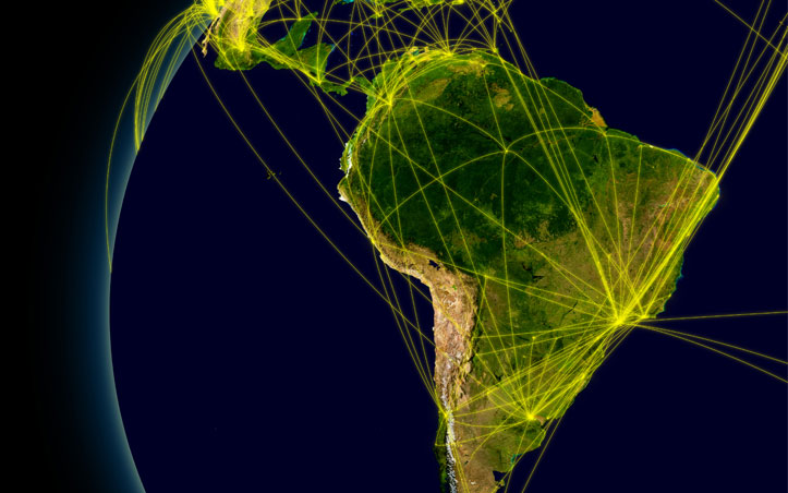 Optiva Media en Latinoamérica