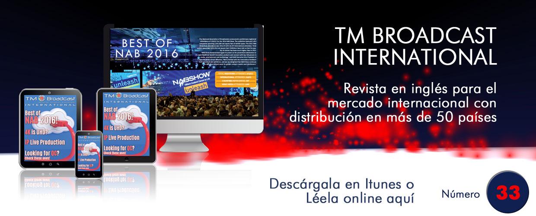 TM Broadcast International
