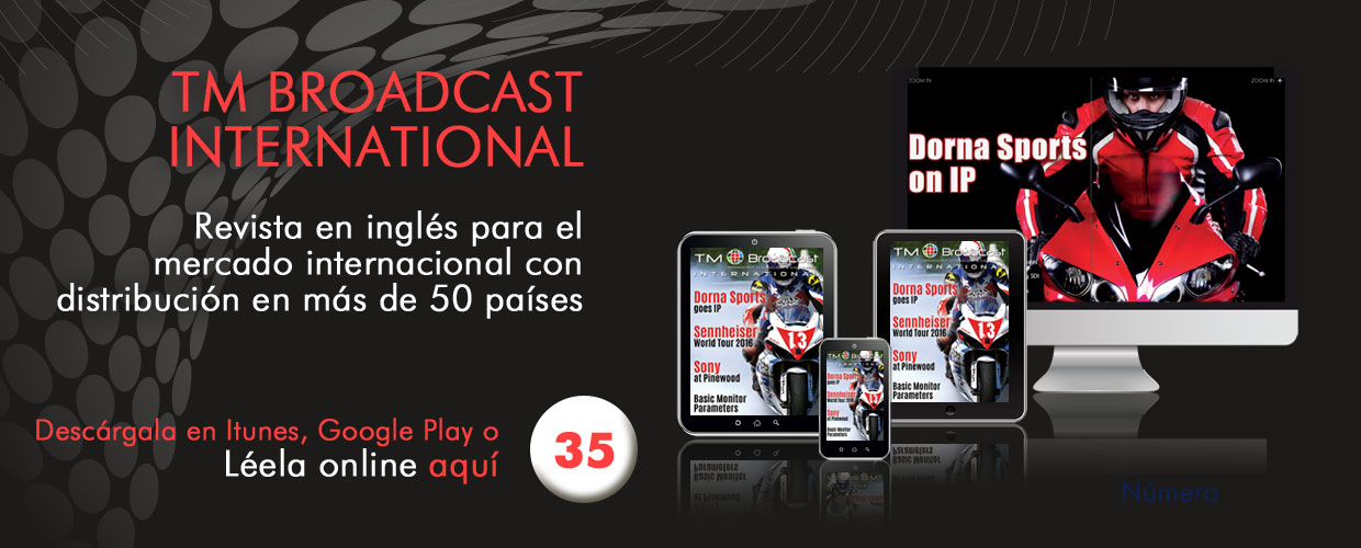 TM Broadcast International 35