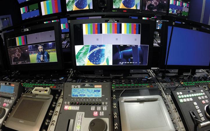 TV Globo en las Olimpiadas