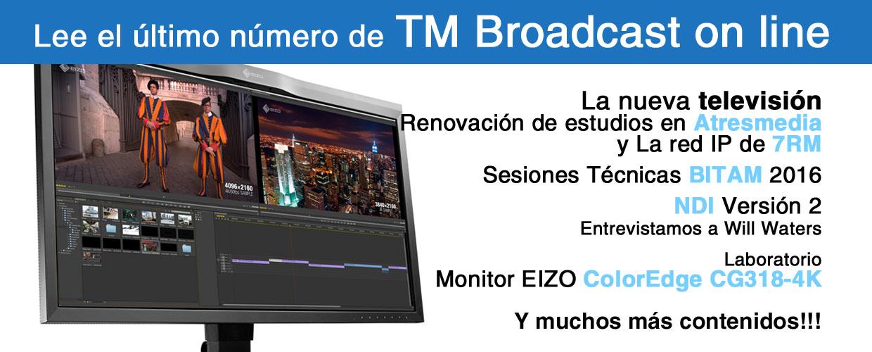 Revista TM Broadcast 94