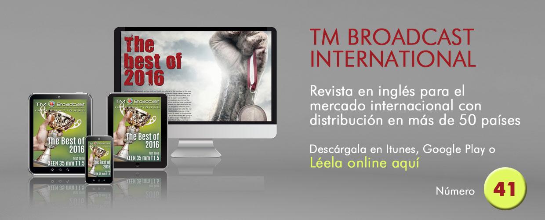 TM Broadcast Magazine 41