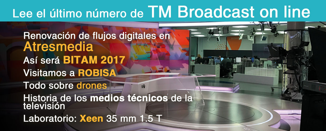 Revista TM Broadcast 97