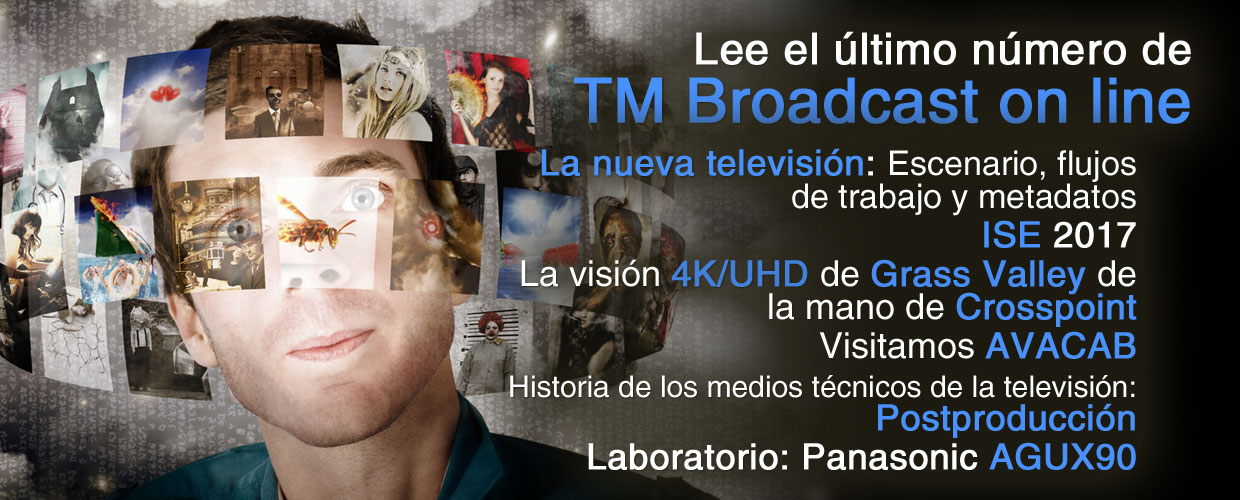 Revista TM Broadcast 98