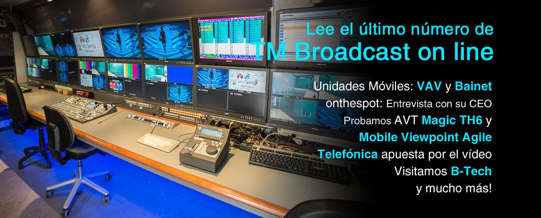Revista TM Broadcast 100