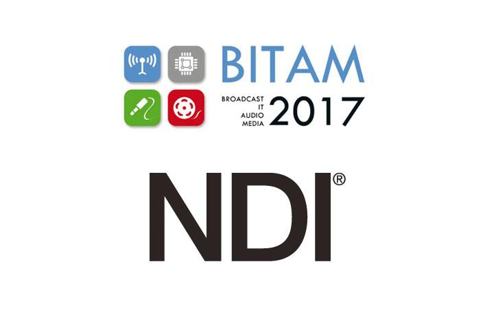 Estructure y Newtek en BITAM Show