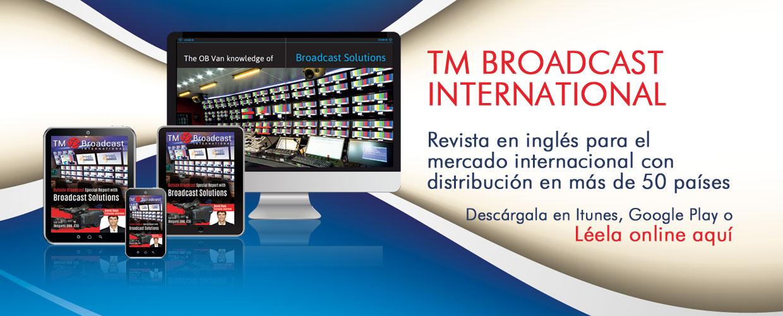 TM Broadcast Magazine 47