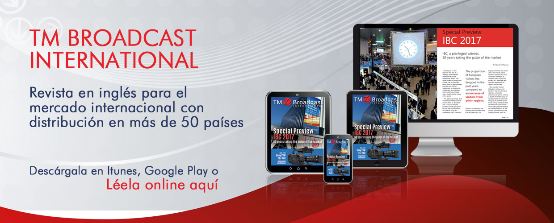 TM Broadcast International 49