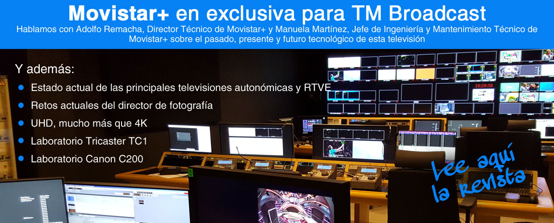 Revista TM Broadcast 108