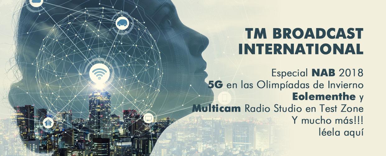 TM Broadcast International 56