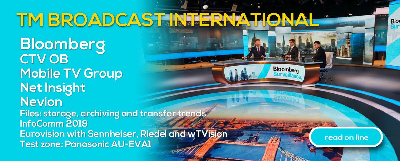 TM Broadcast International 58
