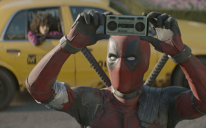 Blackmagic en Deadpool