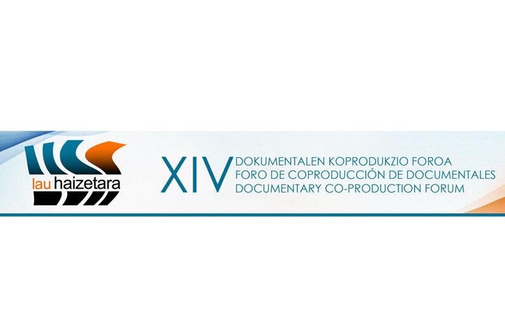 Foro de Coproducción de Documentales Lau Haizetara