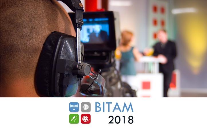 Desayunos TM Broadcast, BITAM Show 2018, Informativos