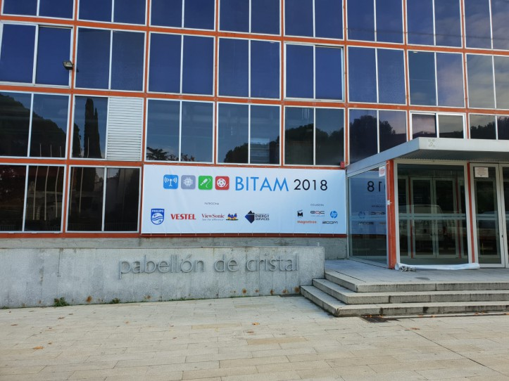 BITAM Show 2018, Pabellón de Cristal