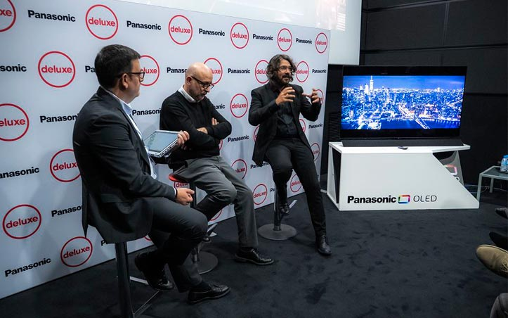 Panasonic, Deluxe Spain