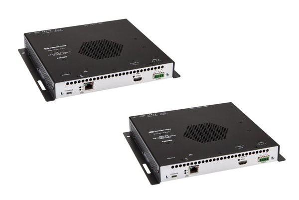 Los modelos DM-NVX E30 y D30 de Crestron serán presentados en el ISE 2019