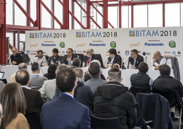 Ponentes-desayuno-BITAM-Show-2018-realizacion-audiovisual-deportes