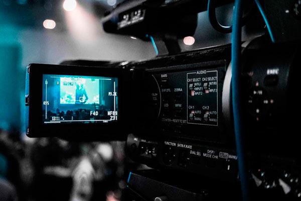 Producción audiovisual en el ámbito de la música en vivo