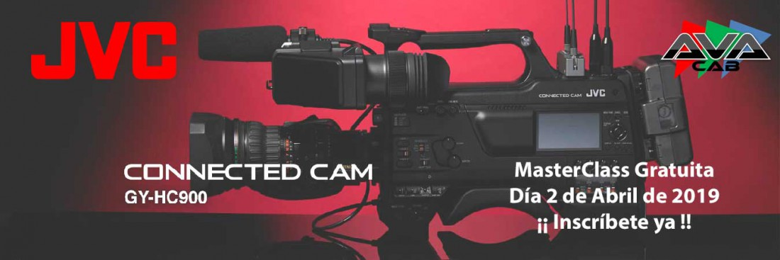Masterclass Connected Cam de JVC