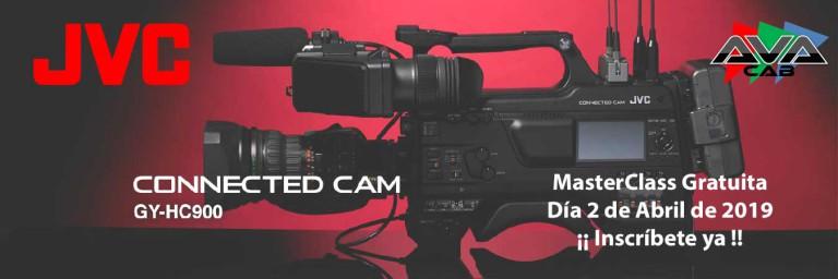 Masterclass Connected Cam de JVC