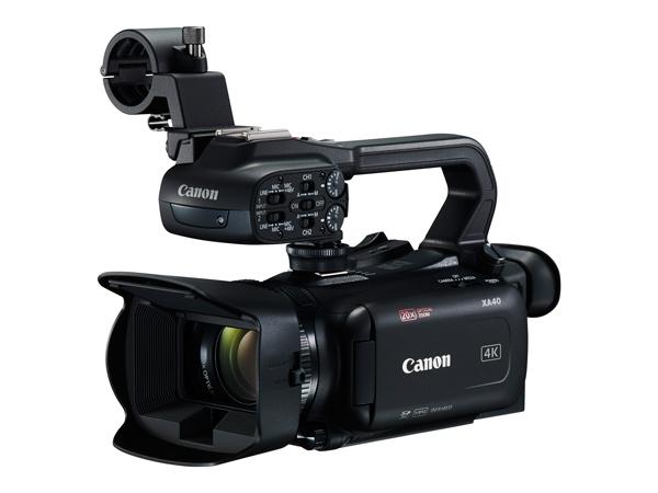 Cámara de vídeo profesional XA40
