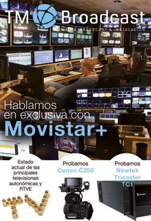Entrevista exclusiva con Movistar+
