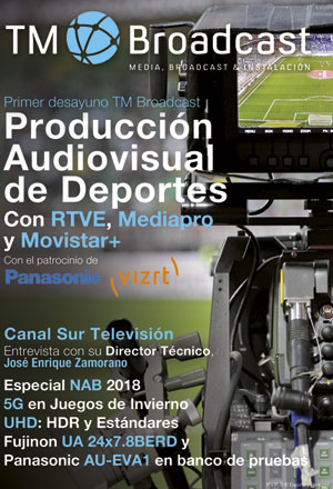 Producción audiovisual de deportes