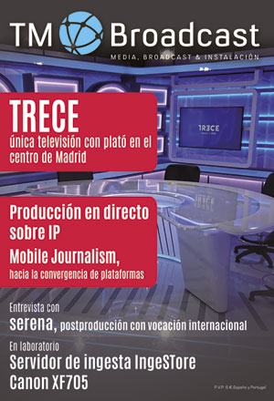Trece TV en TM Broadcast