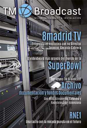 8madrid TV en TM Broadcast