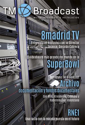 8madrid TV en TM Broadcast