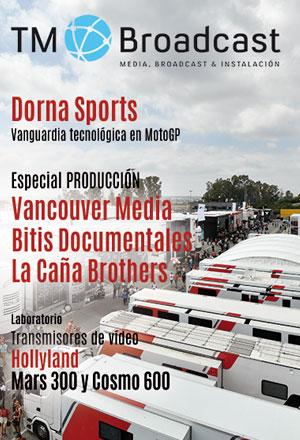 Dorna Sports en TM Broadcast