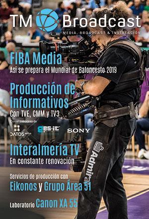 Fiba media en TM Broadacast