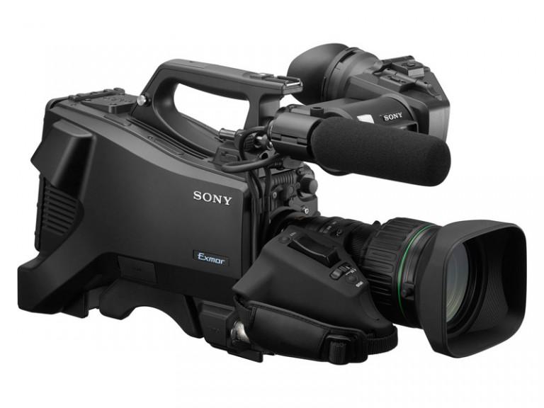 Sistema de grabación de Sony HXC-FB80K