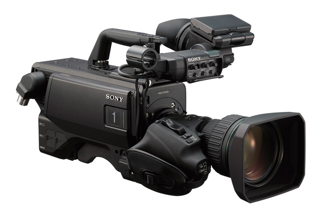 Cámara HDC-3500 de Sony
