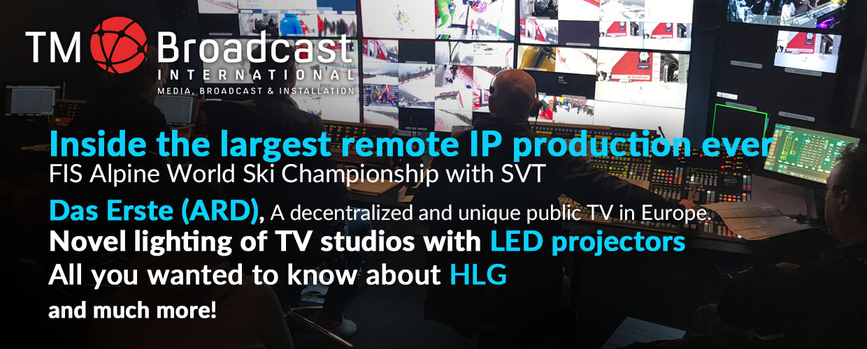The largest remote IP production