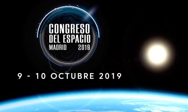 Cartel promocional del Congreso el espacio Madrid 2019