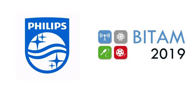 Philips es el primer patrocinador prémium de la feria Bitam Show 2019