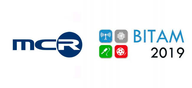 MCR, patrocinador prémium de Bitam 2019