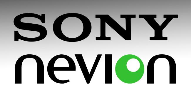 Logos de Sony y Nevion
