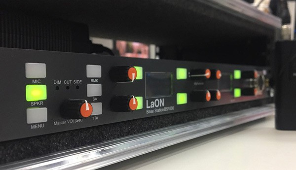 Sistema de intercomunicación de LaON
