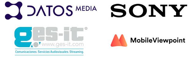 Datos Media, Sony, Ges-It y Mobile Viewpoint, patrocinadores del Desayuno Informativo TM Broadcast de julio de 2019