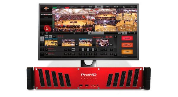 Sistema de producción JVC Studio 4000S
