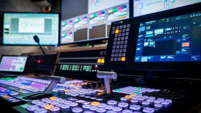 Dentro del estudio móvil de DPG Media con equipamiento Sony