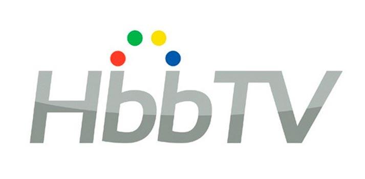 Logotipo de HbbTV