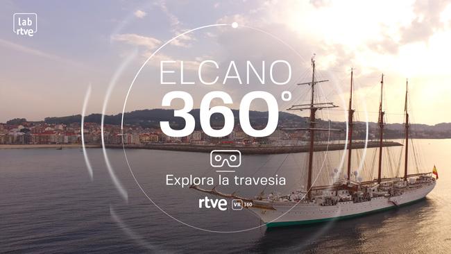 La iniciativa Elcano 360 de RTVE con tecnología del grupo mediapro