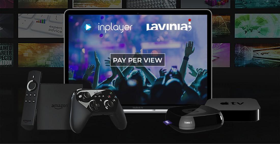 Colaboración entre el grupo Lavinia e InPlayer