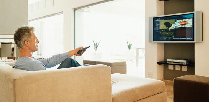 Usuario haciendo uso de los servicios digitales e RAI proporcionados por Atos