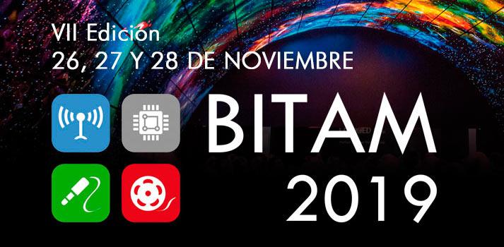 Imagen promocional de BITAM 2019