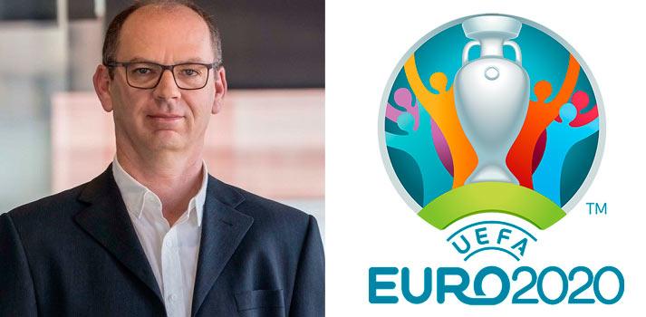 UEFA Euro 2020 y el realizador Óscar Lago